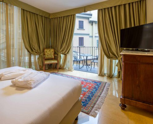Family-Zimmer Hotel Galles Mailand