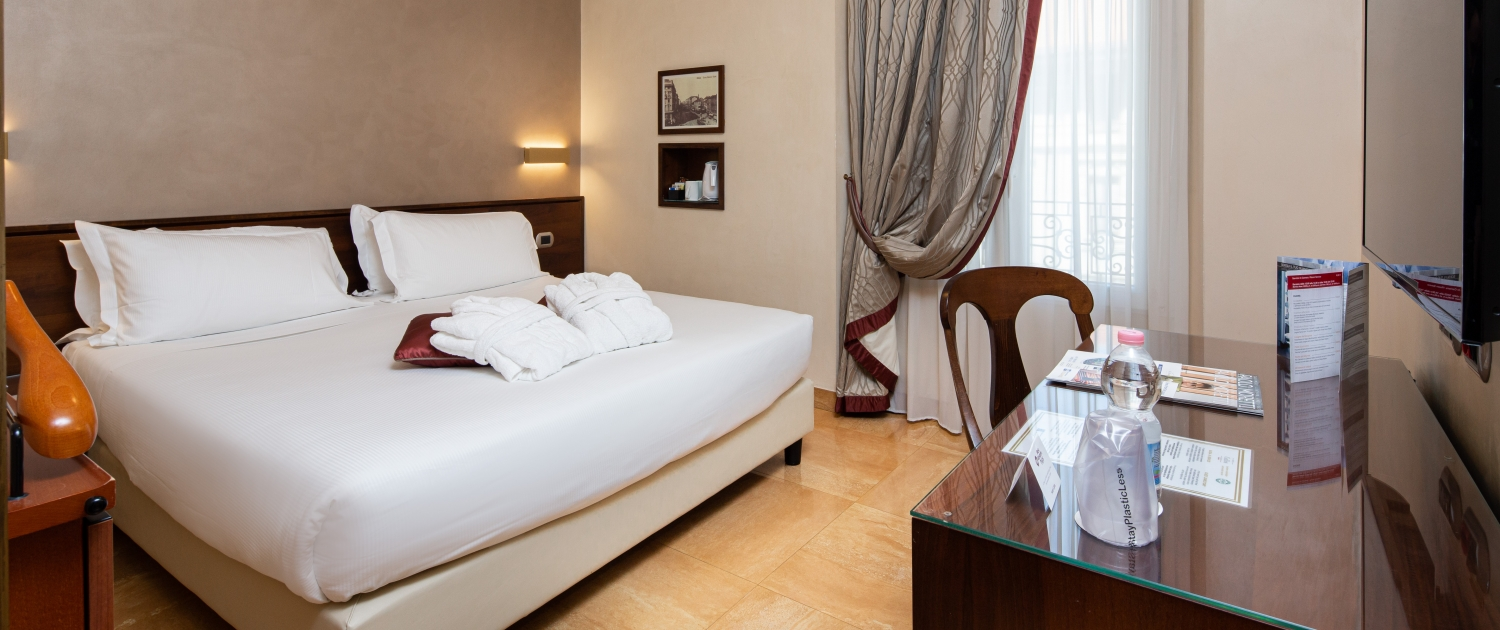 Superior Room Hotel Galles Milano