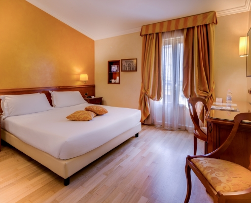Double Room Hotel Galles Milan