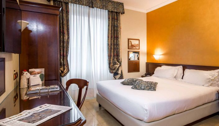 Classic Room - 4-star Hotel Milan Centre