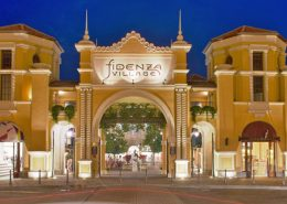 Fidenza Outlet Village & Hotel Galles- Shopping a Milano