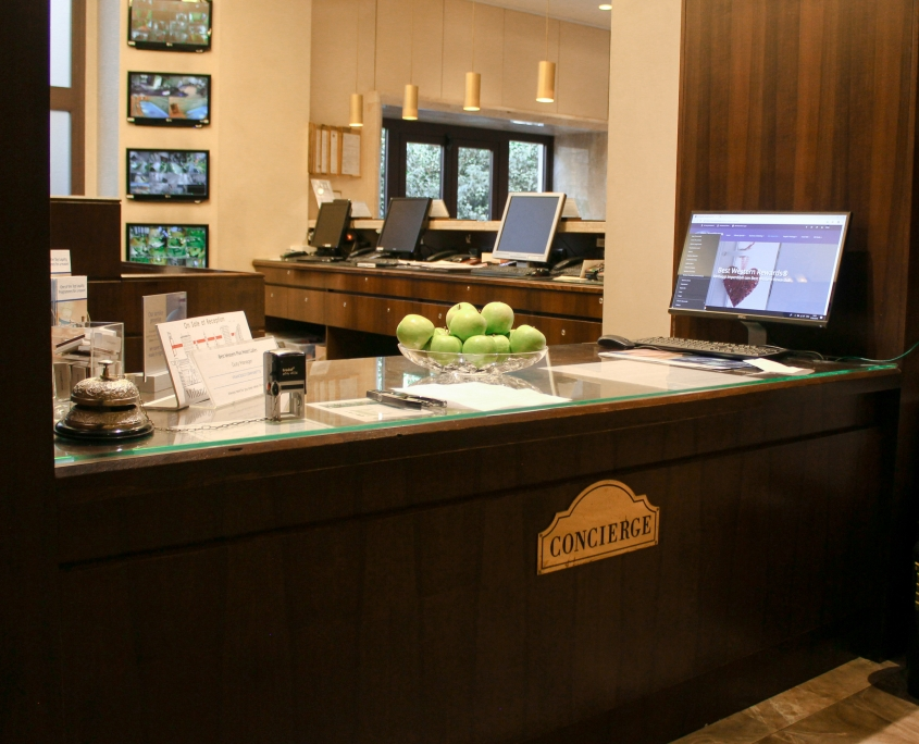 Hotel Galles Milano Centro - Concierge e Hall