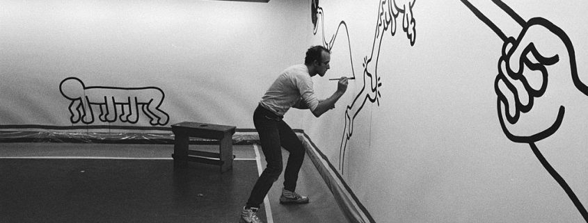 Keith Haring About Art