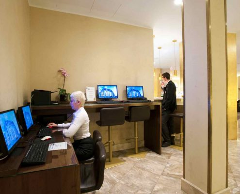 Hotel with free Wi-Fi Milan 4-star