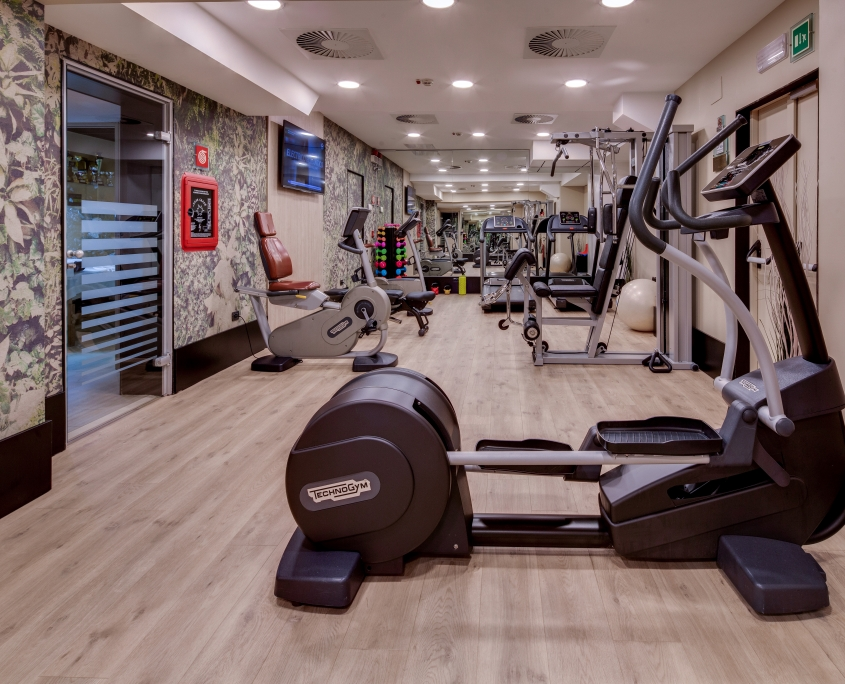 Gym Hotel Galles Milano