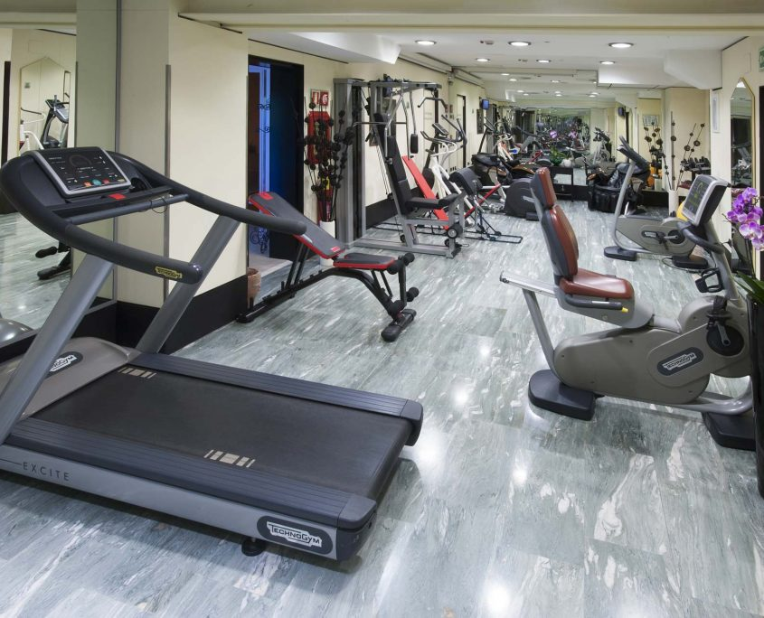 Gym and fitness Centre Milan 4-star