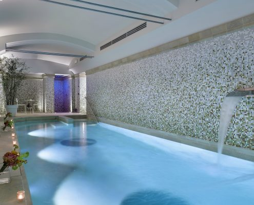Hotel with swimming pool Milan Centre - Hotel Galles Milan