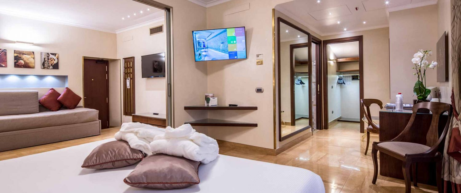 Suite Hotel Galles Milano 4 stelle