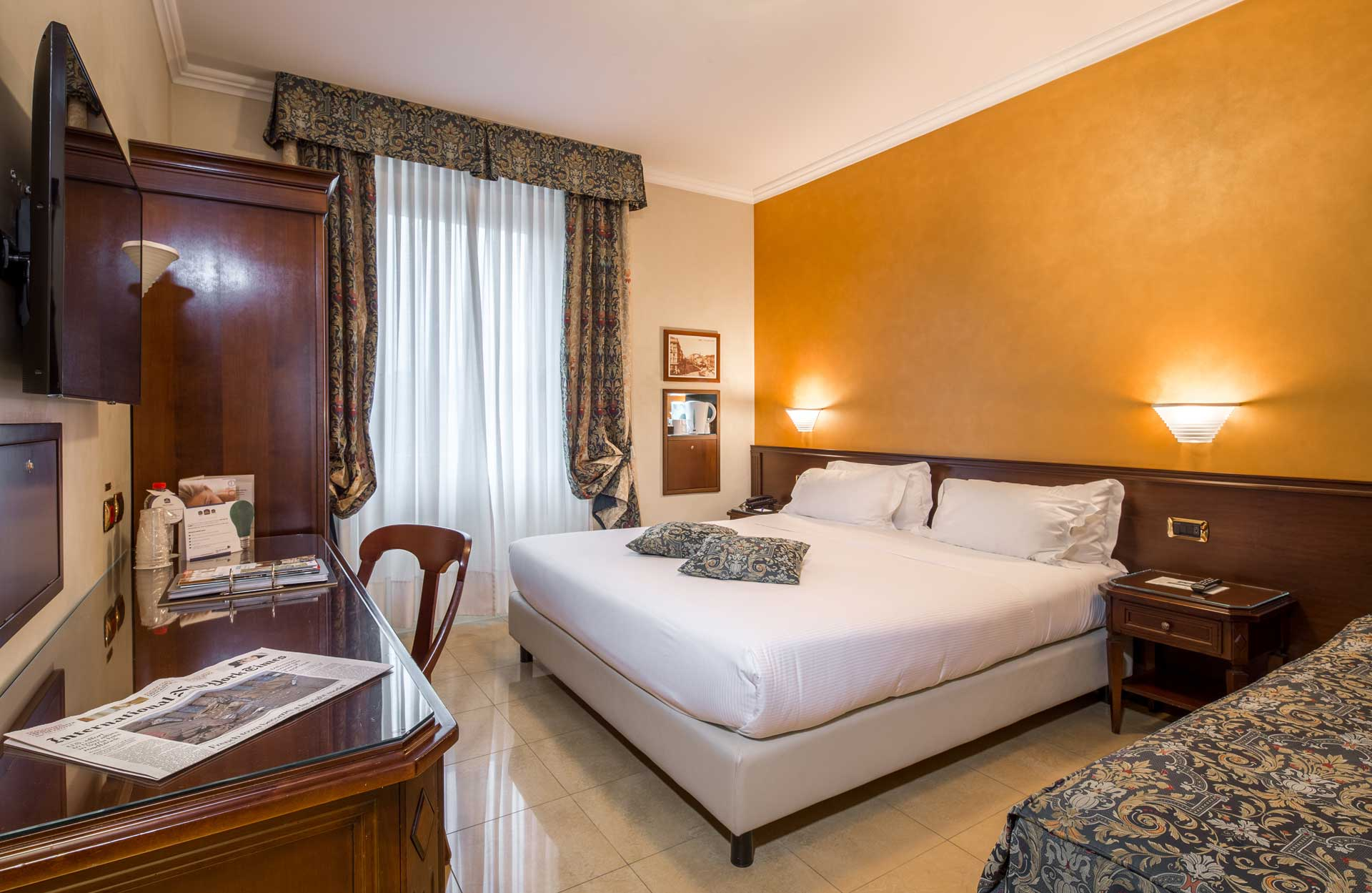 News events in milan hotel galles best western plus for Hotel galles milano