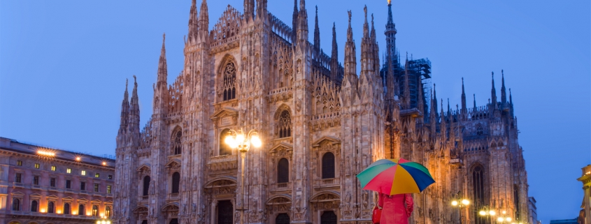 What to Do in Milan on a Rainy Day