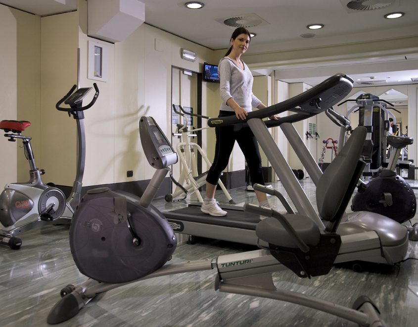 Fitness and Gym Hotel Galles
