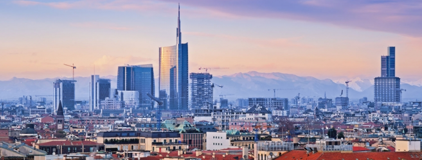 Milan from Above: the Most Beautiful Viewpoints